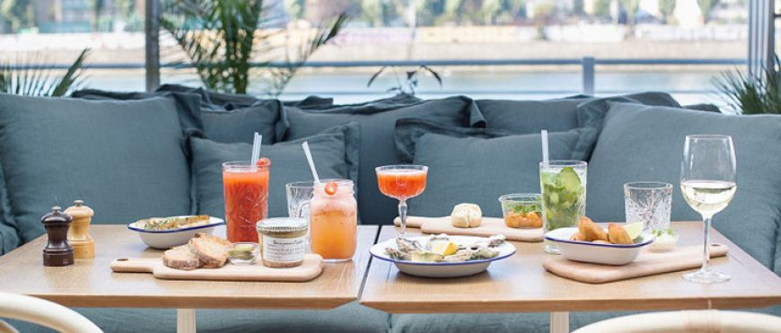 Restaurants à paris