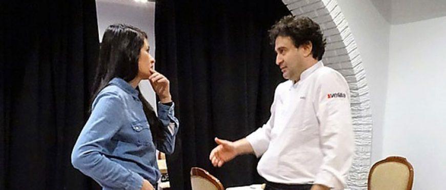 Entrevue avec le chef Pepe Rodríguez