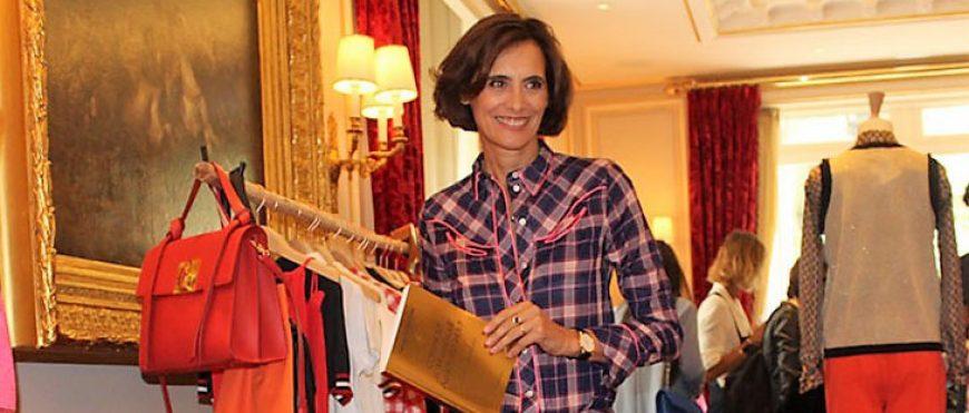 Interview avec Inès de la Fressange