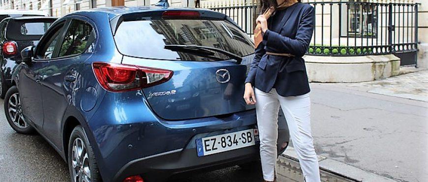 Le plaisir de conduire avec la Mazda2