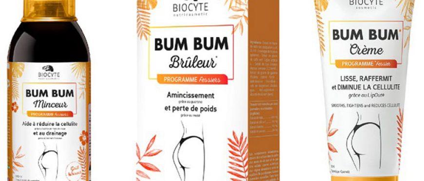 Nourrissez votre beauté avec Biocyte et BUM BUM